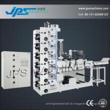 Jps480-6c-B Transparente Kunststoff-Folien-Druckmaschine