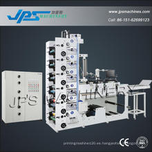 Jps480-6c-B Impresora de película de plástico transparente