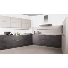 Gabinete de cocina de MDF impermeable de venta caliente con tratamiento HPL