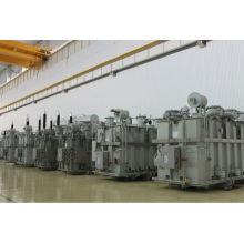 На переключателе нагрузки ONAN 30kv Power Transformer a
