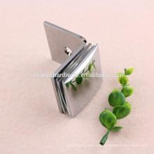 Braçadeira de banheiro / braçadeira de vidro de alta qualidade em latão / aço inoxidável