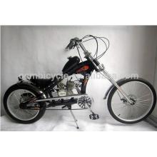 24 ιντσών φρένο δισκόφρενου των 2 ιντσών 80cc Bicicleta Motorizada Ποδήλατο ελικόπτερο