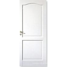 Porta composta branca do estilo moderno Stile e do trilho do estilo home