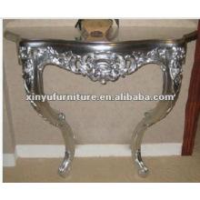 Декоративный деревянный настенный стол I0015