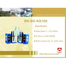 Engranaje de seguridad para ascensor (SN-SG-AQ10A)