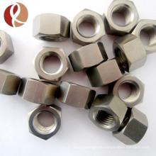 El fabricante líder mundial de tornillos Titanium de tornillos atornilla tuercas y arandelas
