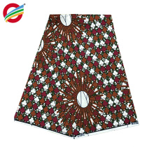 african 100 cotton real wax prints fabric hot sale