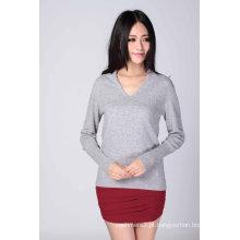 Senhoras ′ moda suéter de cashmere (1500008065)
