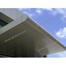 Алюминиевые композитные панели Globond Plus PVDF