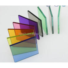 Flat Tempered Glass with ISO9001 CCC for Building Glass