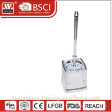 Haixing high-quality stainless steel toilet brush