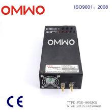Fuente de alimentación de conmutación de salida única 800W Wxe-800scn-12