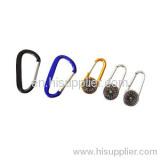 5cm 6cm 8cm Aluminum Climber Keychain