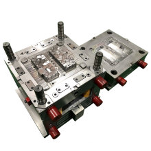 china mould manufacturer cusntom plastic molding dies for electronics stamping cutting mold