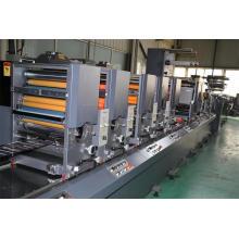 Máquina de impresión tipográfica de Wanjie