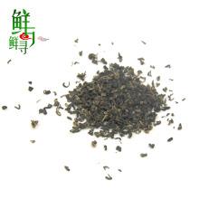 Té negro suelto Salud protección del té rojo hojas enteras secas en forma de bola redonda