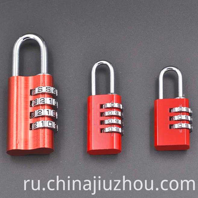 High Quality Bag Padlock