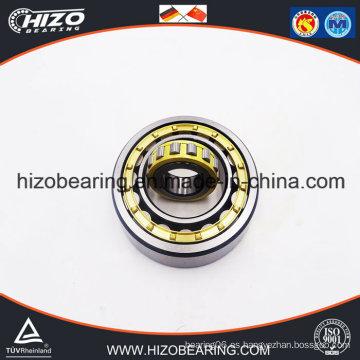 Rodamiento de rodillos cilíndrico de las piezas de automóvil de la sola fila (NU2252M)