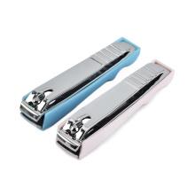 Fabricantes que vendem unhas cortadas com tesoura de unha de aço inoxidável portátil, cortadores de unhas unhas do dedo do pé de segurança cortador de unhas