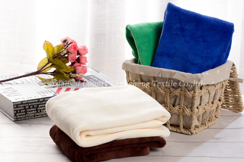 Weft Knitting Microfiber Towel-006