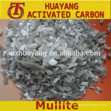 Mullite sand and sintered Mullite flour 16-30,30-60,200MESH