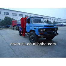 DongFeng 10m3 refuse collector with self-loading bin