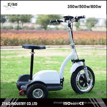 Scooter eléctrico para adultos 3 ruedas
