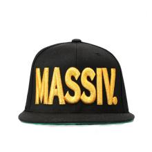 Изготовленный На Заказ Логос Вышивки Металлических Snapback Шляпы