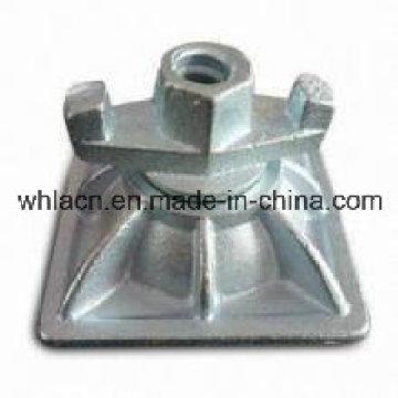Hardware de aço inoxidável da construção da carcaça de investimento da precisão (maquinaria)