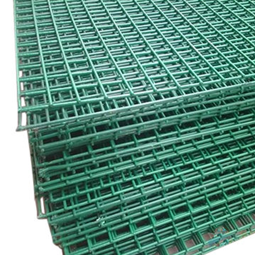 Residential Pvc Coated Welded Mesh Panels China Manufacturer