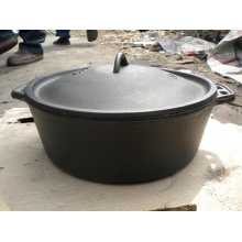 Potjie Pot in ghisa