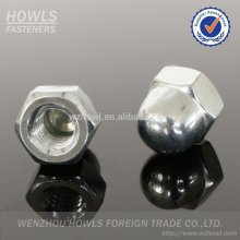DIN1587 hexagon dome acorn nut