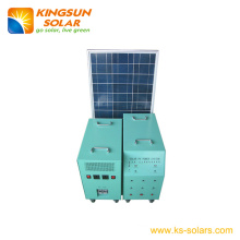 Solar Home Power System Solar Panel: 100*2W; Battery: 100ah