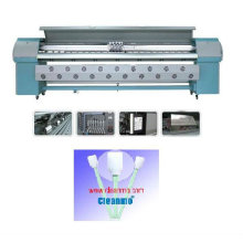 CM-PS707 cleaning polyester swab for solvent printers printheads