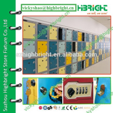 plastic ABS safe beach parcel locker
