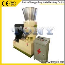 China New Type Biomass Straw Pellets Press Machine/Straw Flat Die Pellets Mill