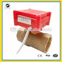 CWX-1.0 2NM mini electric actuator without ball valve