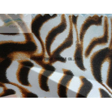 Poly Printed Satin Fabric for Lady Dress customized-made