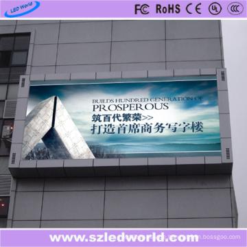 P10 Wandhalterung SMD LED-Anzeigetafel für die Werbung