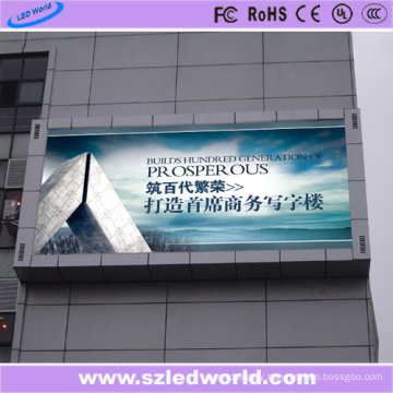 P10 Wall Mount SMD LED Display Board for Advertising