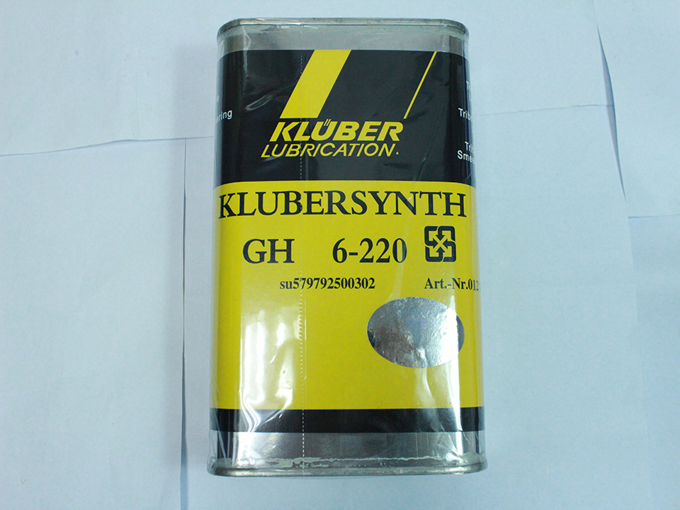 KLUBER SYNTHESO GH6-220 1KG Grease