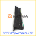 24 Port Cat 5e Shielded Patch Panel