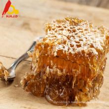 Peigne de miel cru frais populaire