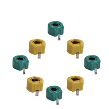 Rotational Torque Trimmer Ceramic Capacitor Topamy Tmcv01-3
