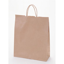 Kraft Paper Bag Custom Shopping Bag Printing