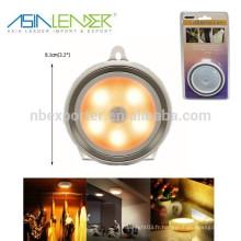 La meilleure lumière de capteur de mouvement 5LED à prix bon marché