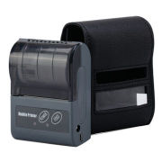 Portable Thermal Receipt Printer, Easy Paper Loading, 58mm Thermal Paper with Bluetooth, USB, RS232New