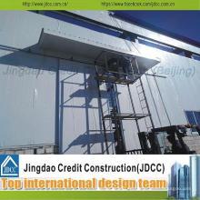Beste Qualität & Niedrigster Preis vorfabrizierte Stahlstruktur Fabrik
