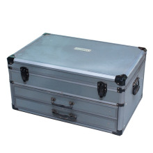 Keli Made Aluminum Makeup Drawer Case (KeLi-Drawer-11)