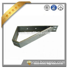 6063 aluminum customized stamping sheet metal machining parts